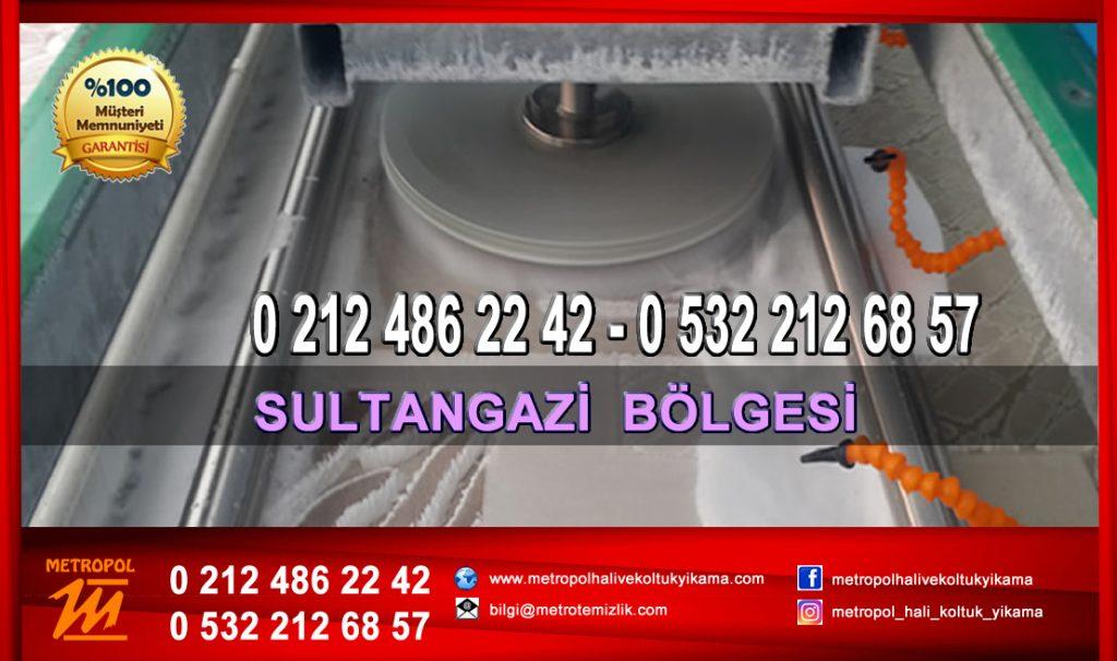 Metropol Halı Yıkama Sultangazi